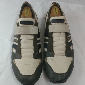 Green- White Diesel Athletic Shoes Men's Size 12